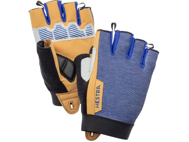 Hestra Bike Guard Short 5 Finger Gloves Navy